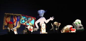 Hilfe, mein Geld läuft weg! | 2012 | © C. Brachwitz/Theater an der Parkaue